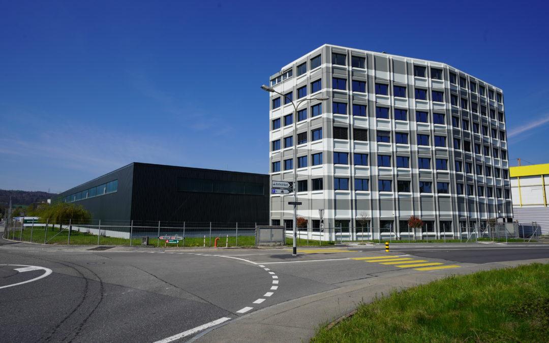 Büroflächen – Erstvermietung nach Sanierung